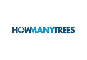 Logo Design HowManyTrees