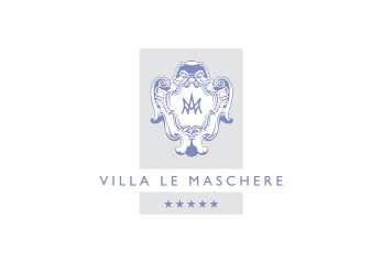 Logo Design VILLA LE MASCHERE