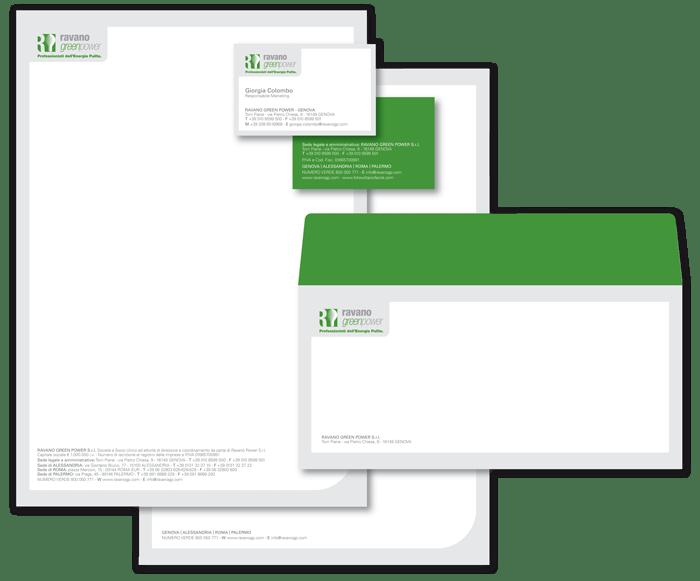 Ravano Green Power Modulistica