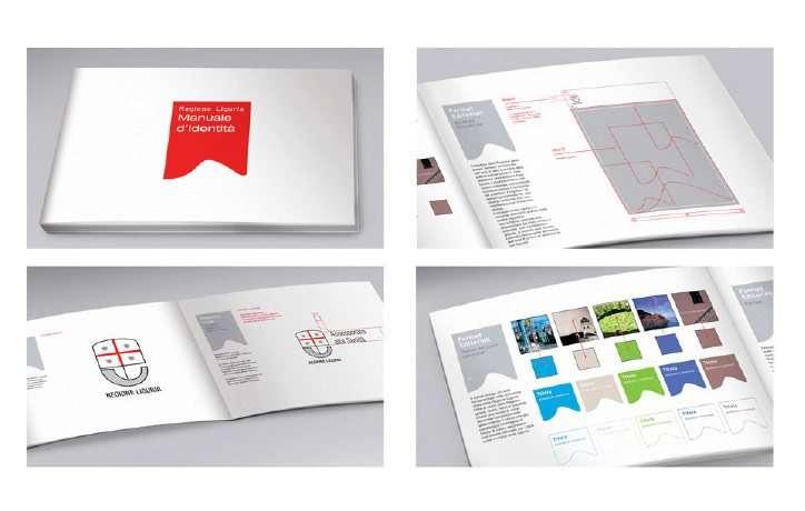 Manuale di immagine coordinata Regione Liguria
